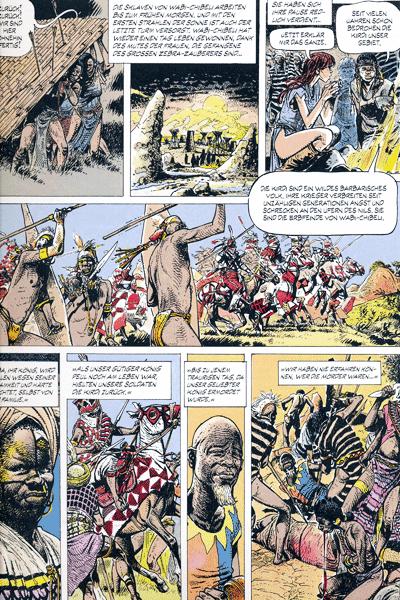 Leseprobe 2 von JUGURTHA Gesamtausgabe, Band 3 - Der Zebra-Zauberer