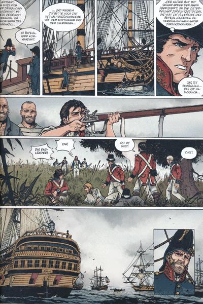 Leseprobe 1 von Die großen Seeschlachten, Band 1 - Trafalgar 1805