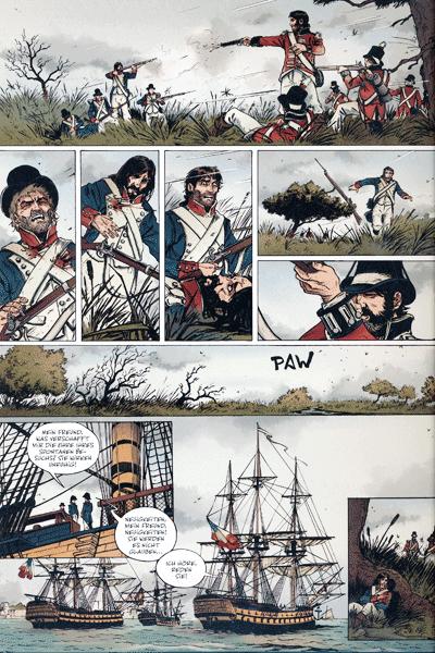 Leseprobe 2 von Die großen Seeschlachten, Band 1 - Trafalgar 1805