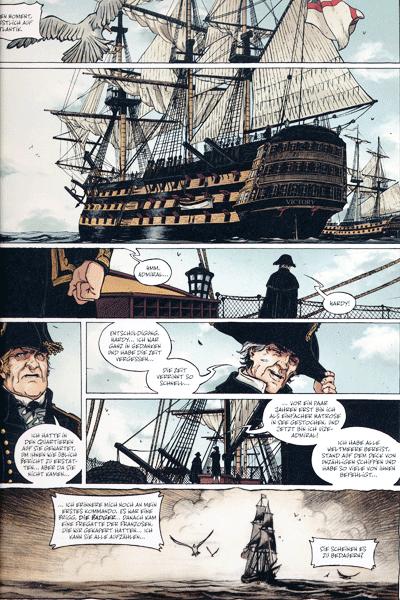 Leseprobe 3 von Die großen Seeschlachten, Band 1 - Trafalgar 1805