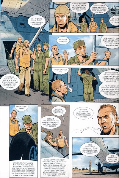 Leseprobe 1 von Die großen Seeschlachten, Band 5 - Midway