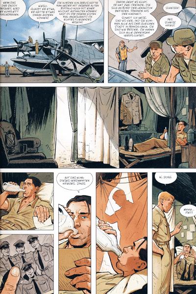 Leseprobe 2 von Die großen Seeschlachten, Band 5 - Midway