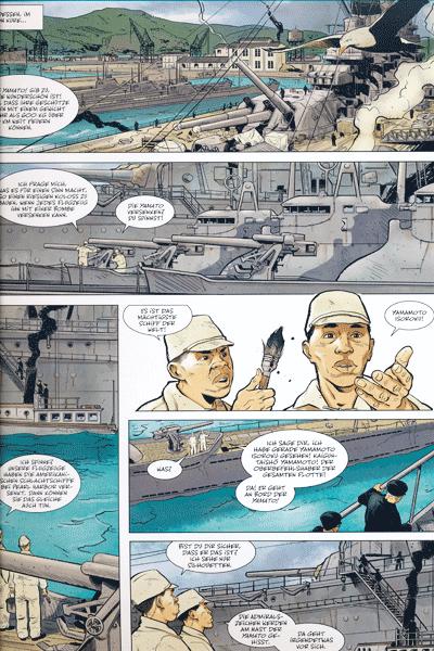 Leseprobe 4 von Die großen Seeschlachten, Band 5 - Midway