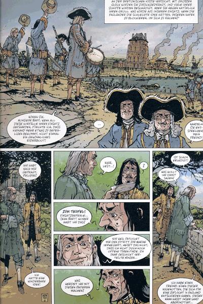 Leseprobe 3 von Die großen Seeschlachten, Band 6 - Texel