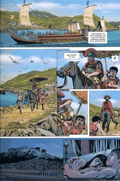 Leseprobe 1 von Die großen Seeschlachten, Band 11 - Actium