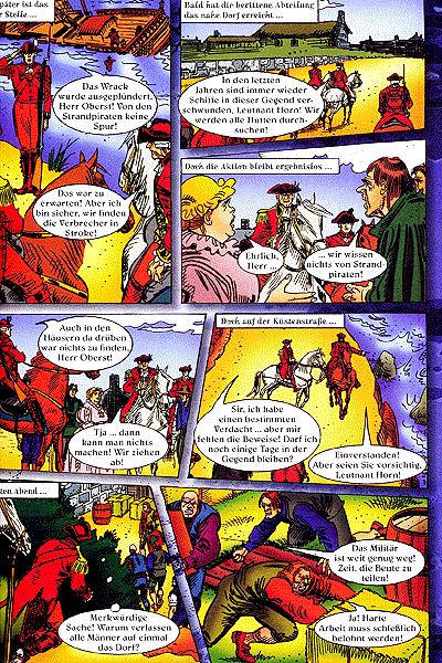 Leseprobe von Gespenstergeschichten, Band 1655 - Seltsam? Aber so steht es geschrieben . . .