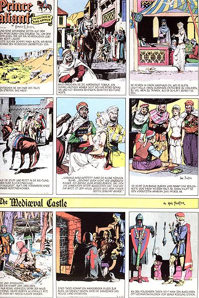 Prinz Eisenherz Hal Foster | Gesamtausgabe, Band 5 - Jahrgang 1945, 1946
