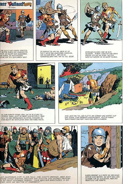 Leseprobe 2 von Prinz Eisenherz - Die Hal Foster & Murphy - Jahre, Band 4 - Jahrgang 1977, 1978