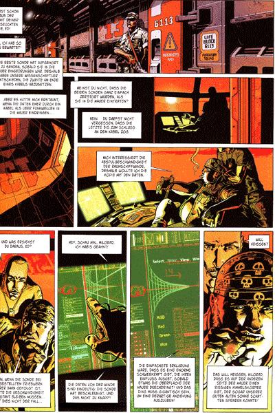 Leseprobe von Universal War One, Band 1 - Genesis