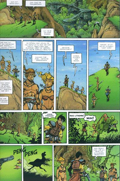 Leseprobe von SLHOKA, Band 1 - Die vergessene Insel