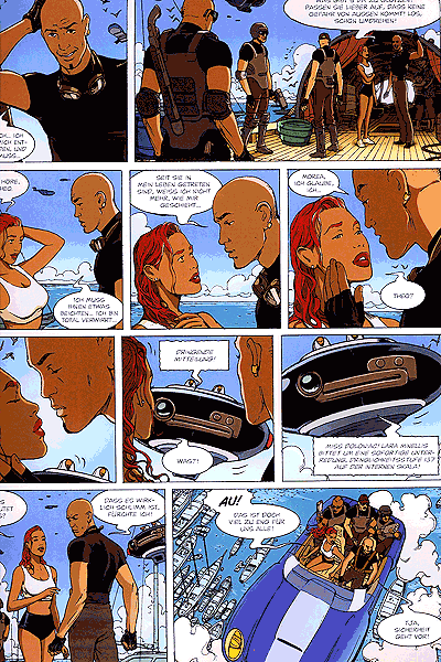 Morea, Band 2 - Das R�ckgrat des Drachens