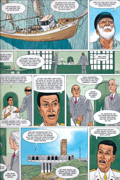 Leseprobe 3 von ALDEBARAN Comic, Band 4 - Die Gruppe