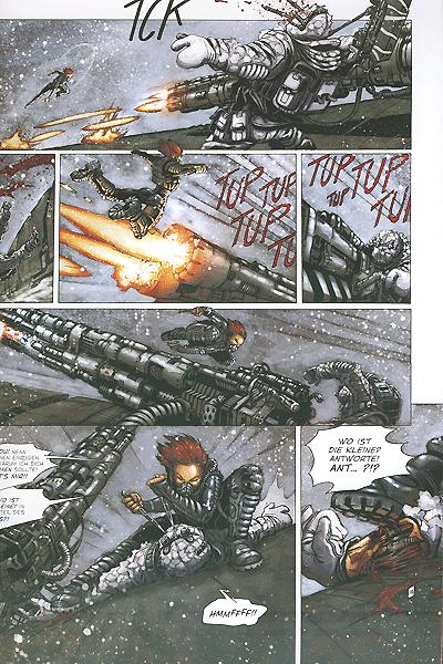 Yiu, Band 1 - Die Armee des Neo-Mülls