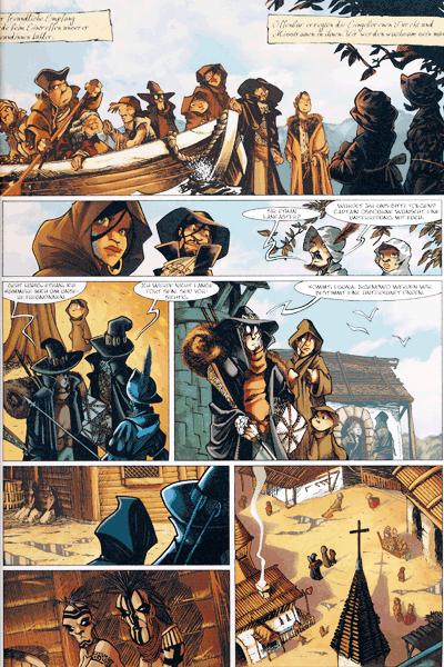 Leseprobe 3 von Luuna Comic, Band 7 - Der Ursprung der Zeit