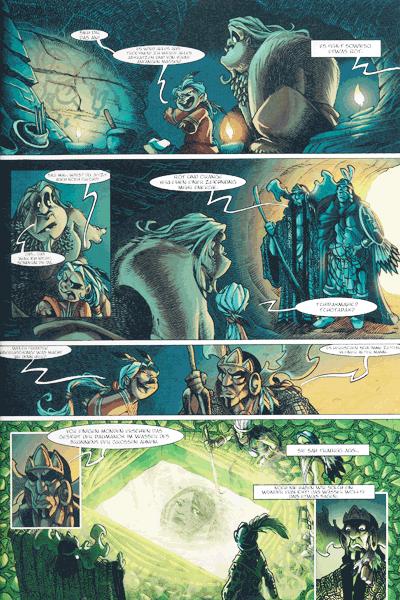 Leseprobe 4 von Luuna Comic, Band 7 - Der Ursprung der Zeit