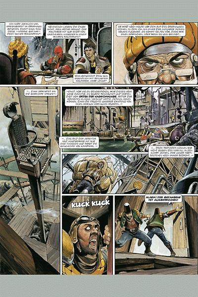 Zweite Leseprobe von Storm, Band 26 - Die Meuterer von Anker
