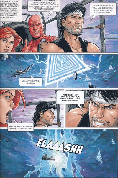 Leseprobe 2 von Storm Comic, Band 32 - Das Opfer von Narvatica