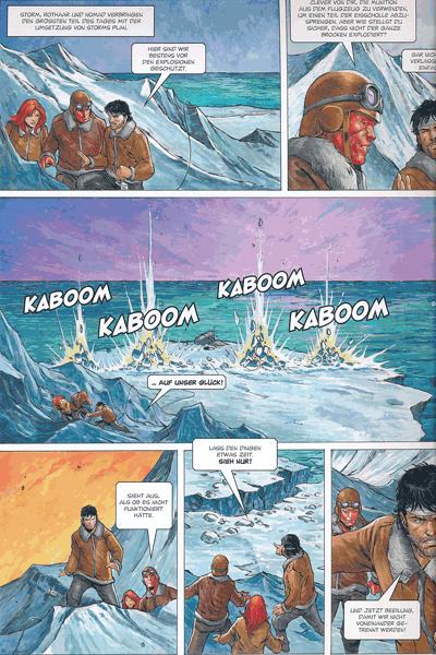 Leseprobe 3 von Storm Comic, Band 32 - Das Opfer von Narvatica