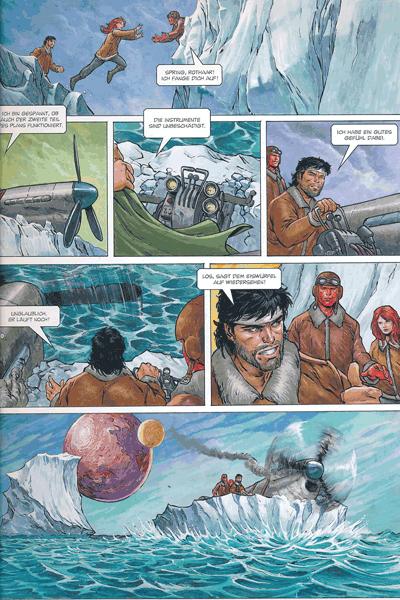 Leseprobe 4 von Storm Comic, Band 32 - Das Opfer von Narvatica