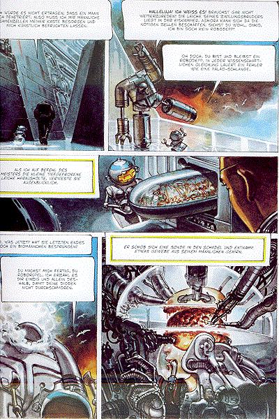 Leseprobe von Die Kaste der Meta-Barone 4: Buch + Figur Aghora, Special 4 - Aghora & Namenlos
