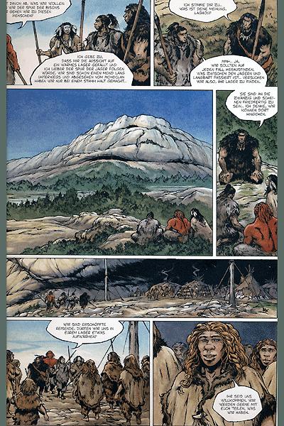 Neandertal, Band 3 - Der Anführer der Meute