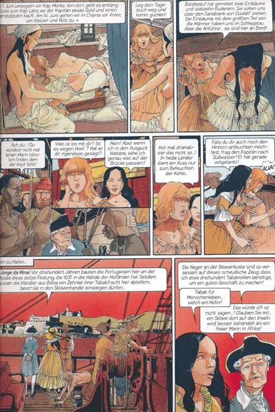 Leseprobe 1 von REISENDE IM WIND [die liebe zur freiheit], Band 3 - Handel mit schwarzer Ware