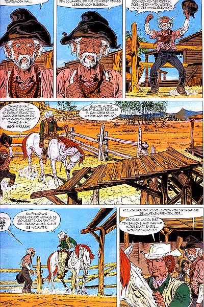 Leseprobe von Comanche, Band 1 - Red Dust