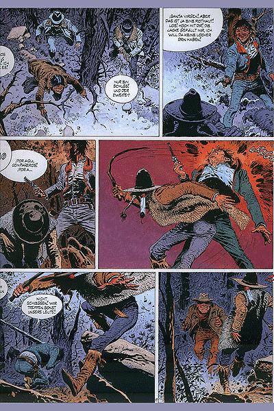 Leseprobe von Comanche, Band 8 - Die Sheriffs