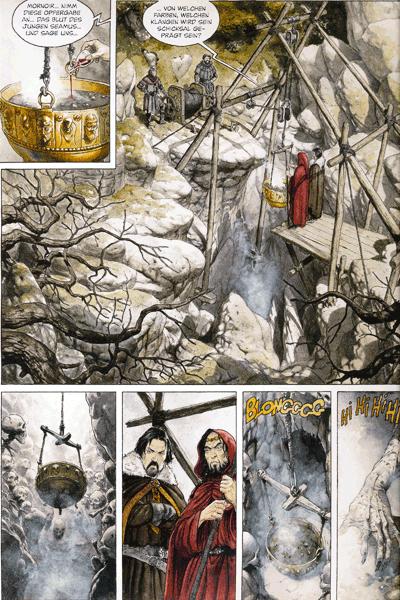 Leseprobe 1 von Ritter des verlorenen Landes, Band 1 - Morrigan