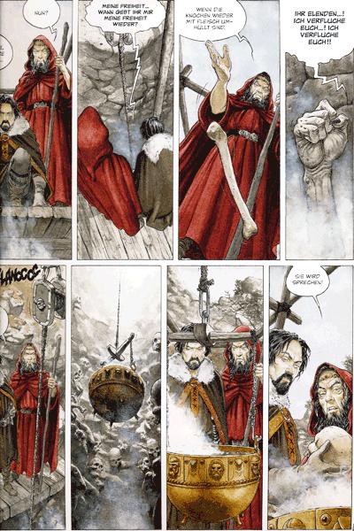 Leseprobe 2 von Ritter des verlorenen Landes, Band 1 - Morrigan