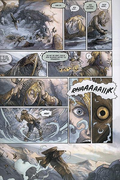 Götterdämmerung, Band 4 - Brunhilde