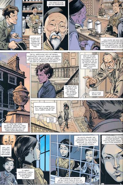 Leseprobe 3 von Die Vier von der Baker Street, Band 8 - Die Herren von Limehouse