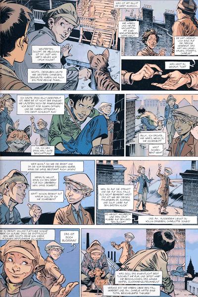 Leseprobe 4 von Die Vier von der Baker Street, Band 8 - Die Herren von Limehouse