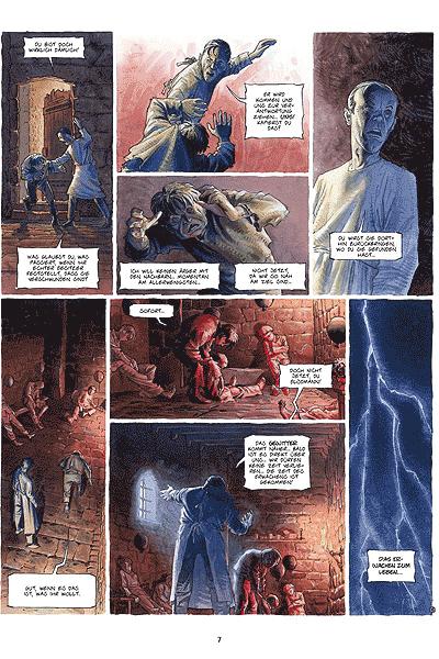 Leseprobe von Die Bruderschaft der Krabbe, Band 2 - Zweites Buch