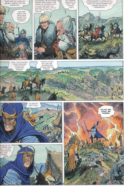 Leseprobe 2 von Die Welten von Thorgal | Kriss de Valnor, Band 4 - Bündnisse