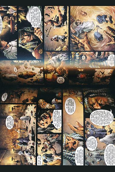 Leseprobe von Kreuzfahrer, Band 2 - Die Pforte des Hermes