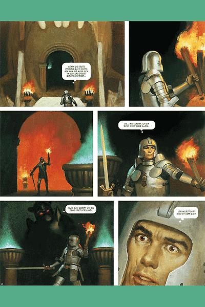 Leseprobe 1 von El Mercenario, Band 3 - Die vier Prüfungen