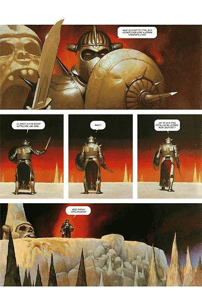 Leseprobe 2 von El Mercenario, Band 3 - Die vier Prüfungen