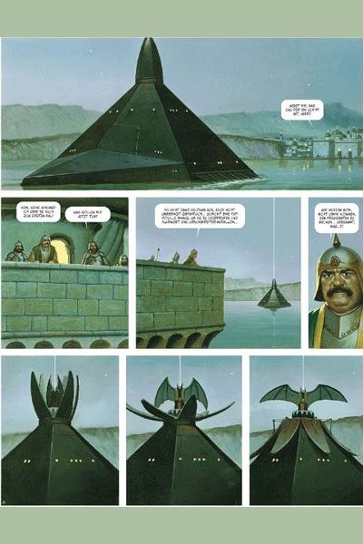 Leseprobe 2 von El Mercenario, Band 6 - Die schwarze Kugel