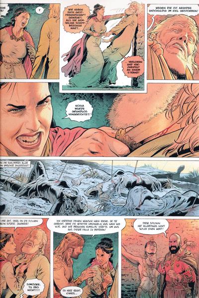 Leseprobe 1 von Reconquista [comic], Band 4 - Der Tod eines Königs