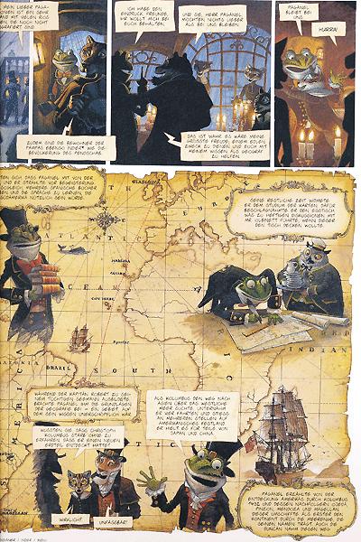 Leseprobe 1 von Die Kinder des Käpitän Grant, Band 1 - Buch 1