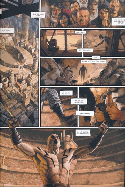 Leseprobe 2 von KHAAL - Chronik eines galaktischen Herrschers, Band 1 - Erstes Buch