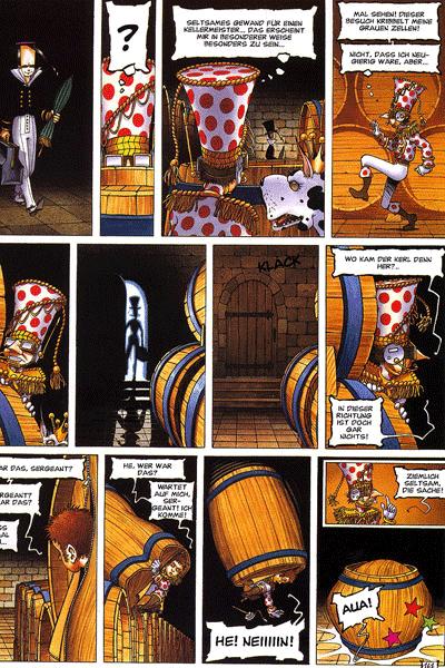 Leseprobe 3 von Das Narrenschiff Gesamtausgabe, Einzelband -