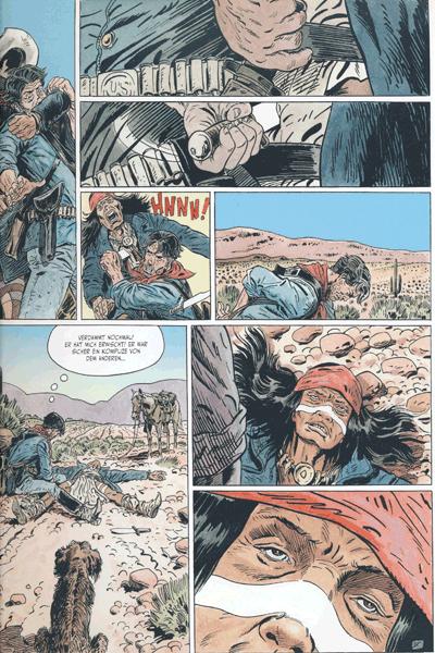Leseprobe 1 von Apache Junction, Band 1 - Buch 1