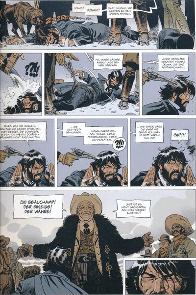 Leseprobe 2 von Undertaker, Band 5 - Der weiße Indianer