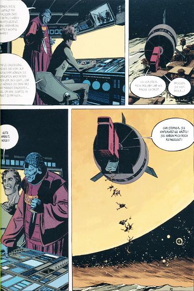 Leseprobe 2 von Die Schiffbrüchigen der Zeit, Band 2 - Das Rätsel der Charoner