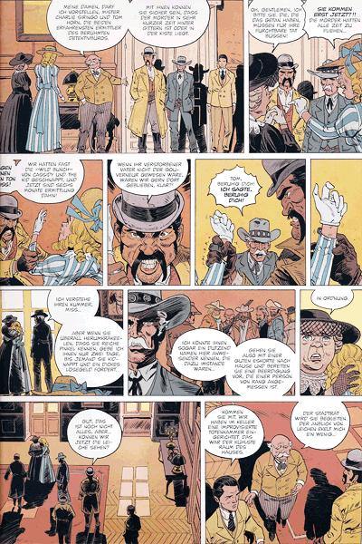 Leseprobe 3 von Die VIPER comic, Band 1 - Feuerregen