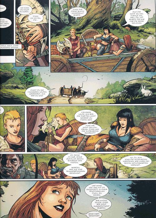 Leseprobe 1 von Die Legende der Drachenritter, Band 21 - Die Axt von Ishtar