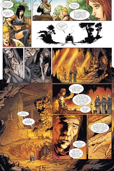 Leseprobe 2 von Die Legende der Drachenritter, Band 21 - Die Axt von Ishtar