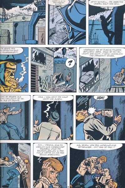 Leseprobe 3 von RICK MASTER Gesamtausgabe, Band 3 - Das Geheimnis der Maske